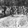 Machine Gun Section at Camp Borden