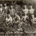 78th Battery, Camp Petawawa, 1918.