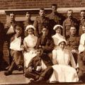 Photo #131 Nurses and Soldiers