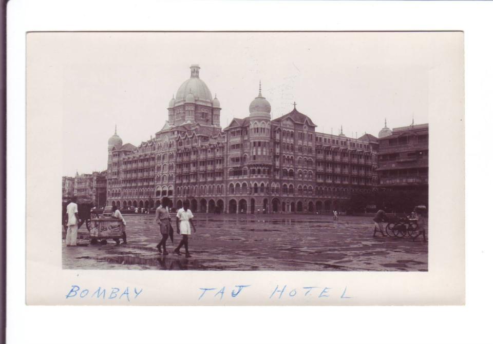 Photo # 9 Taj Hotel In Bombay
