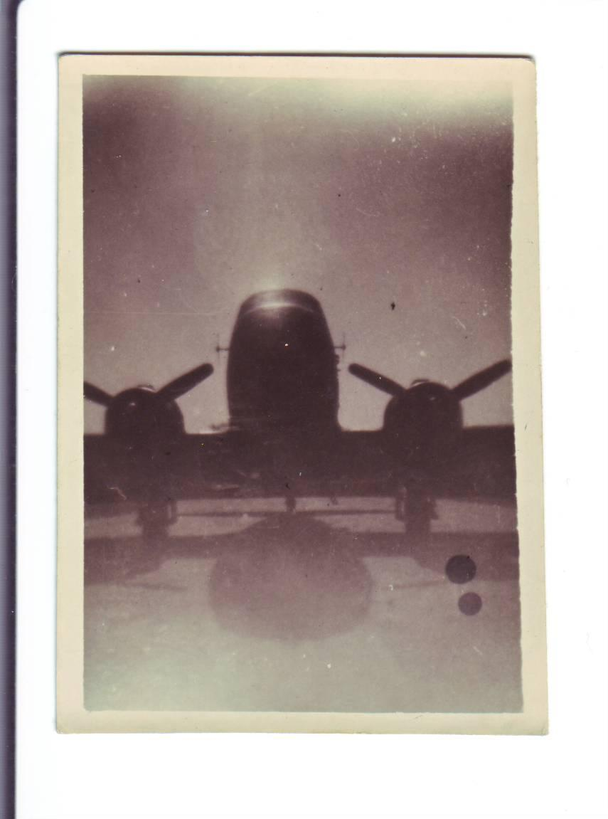 Photo #19 Airplane Silhouette