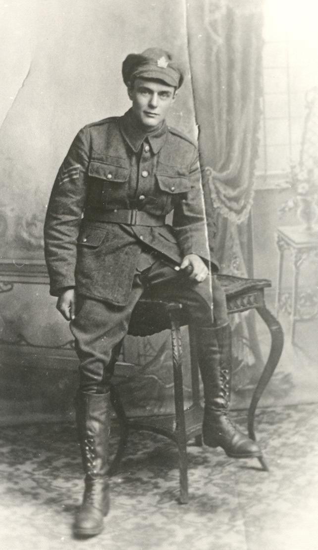 Charles Henry Savage, 1915.