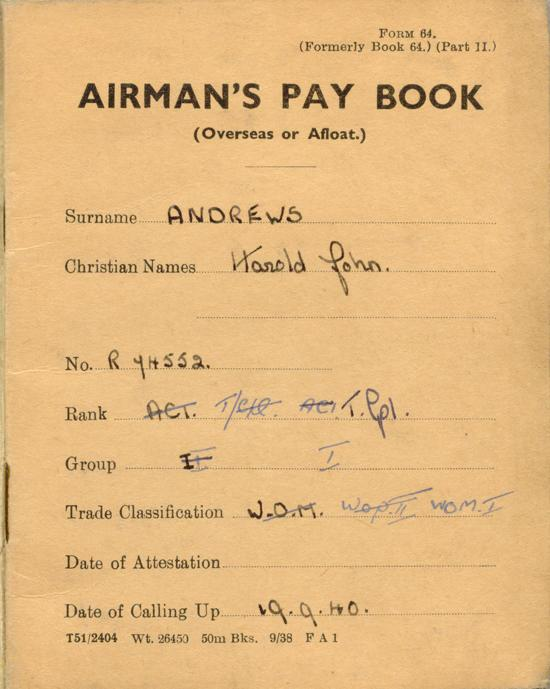 Paybook 1, front