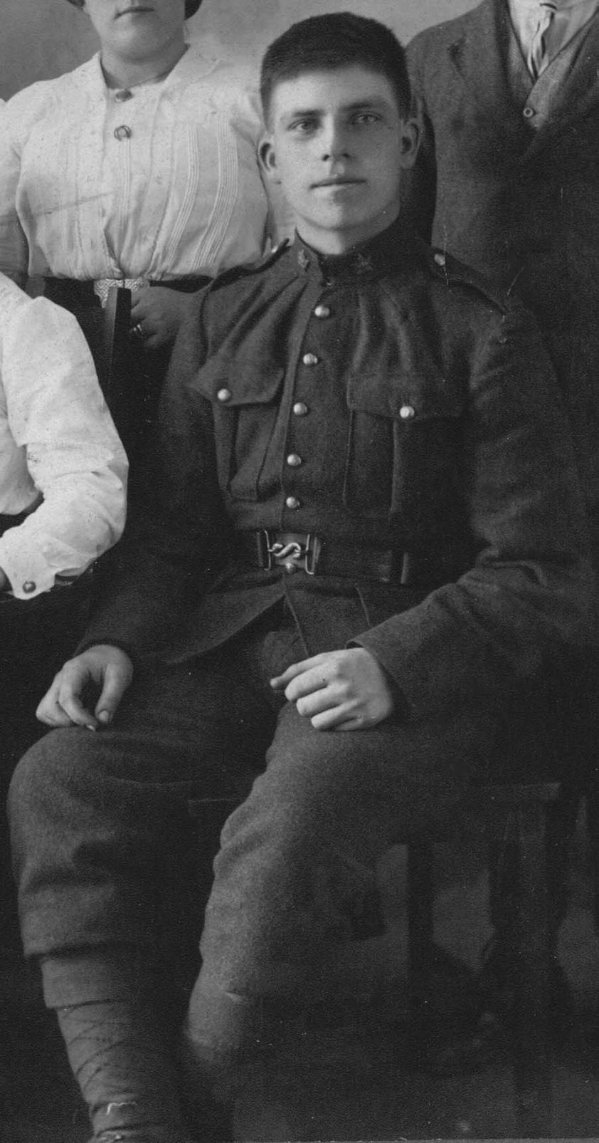 Samuel Warren Ball, 1915