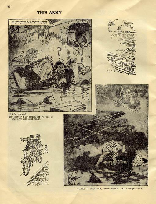 Maple Leaf Scrapbook, pg 16