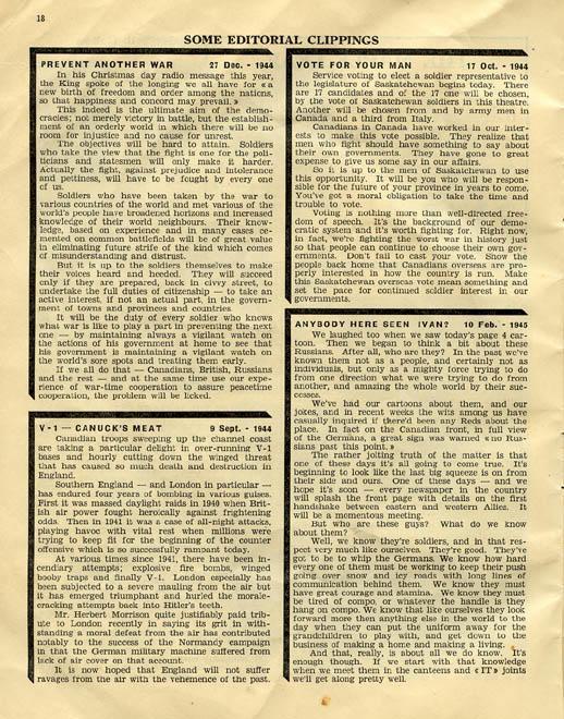 Maple Leaf Scrapbook, pg 18