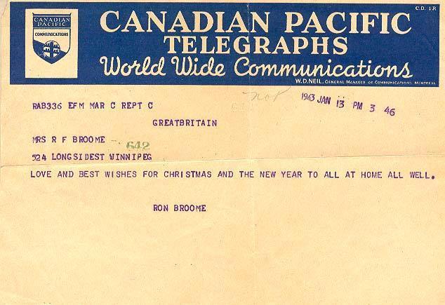 January 13, 1943