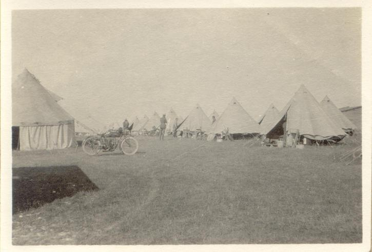 Photo, nd 2, Camp England.