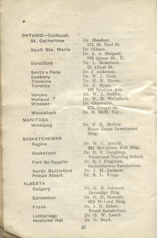 Returned Soldiers Handbook, nd, page 20