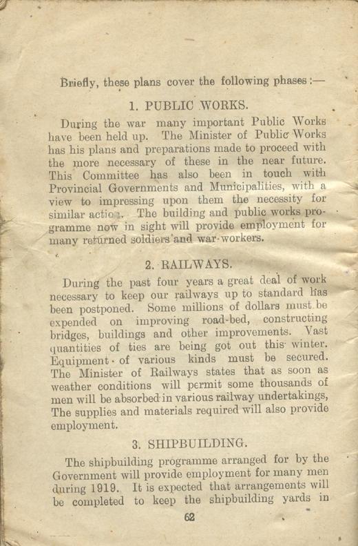 Returned Soldiers Handbook, nd, page 62