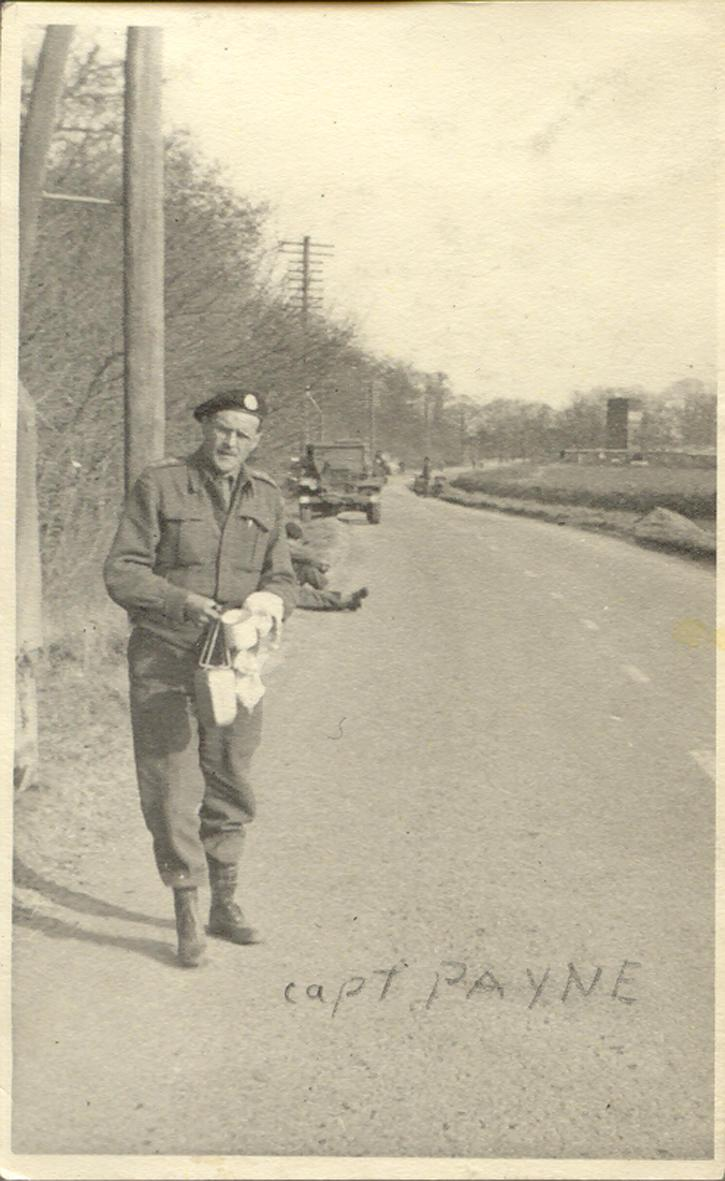 Capt. Payne, Photo 1