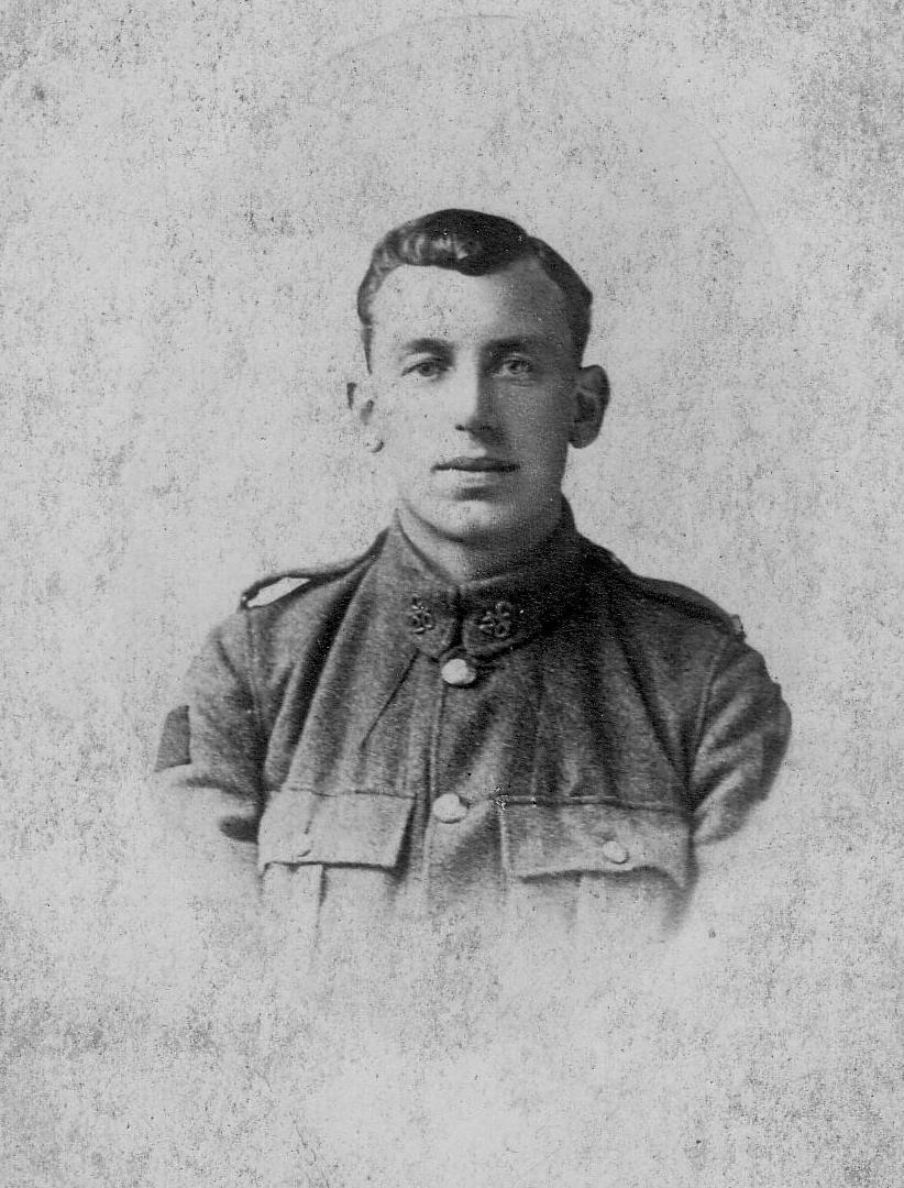 Photo, Ernest Bell, front.