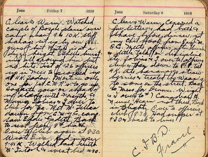 Maharg diary, page 55.