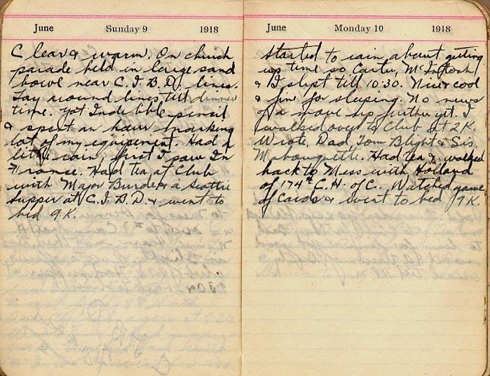 Maharg diary, page 56.