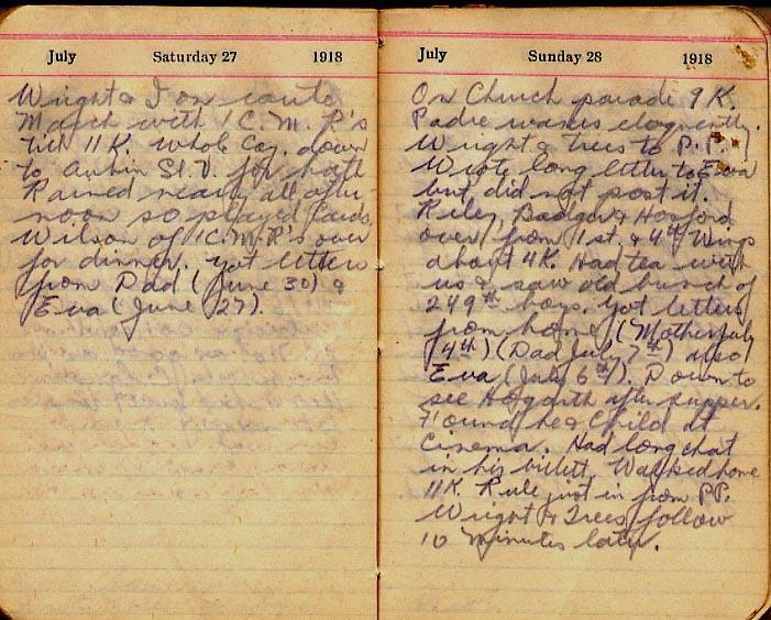 Maharg diary, page 80.