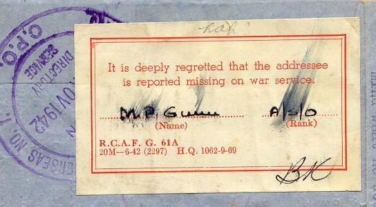 Morlidge Detail - September 28, 1942 - One