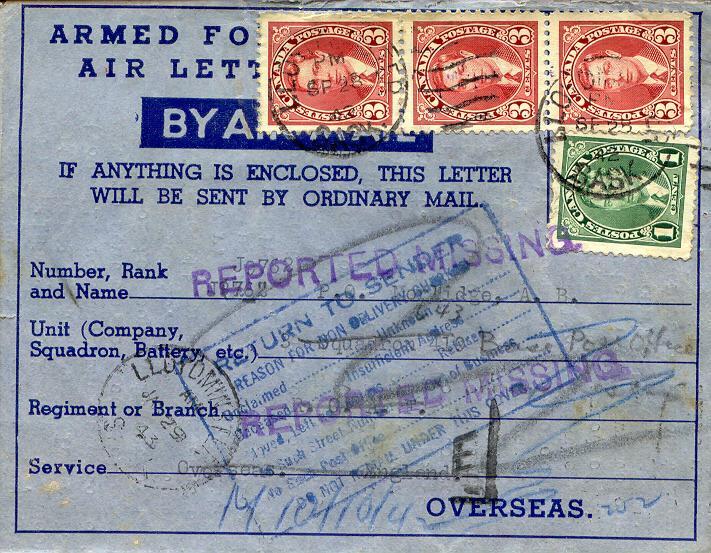 Morlidge Detail - September 28, 1942 - Two