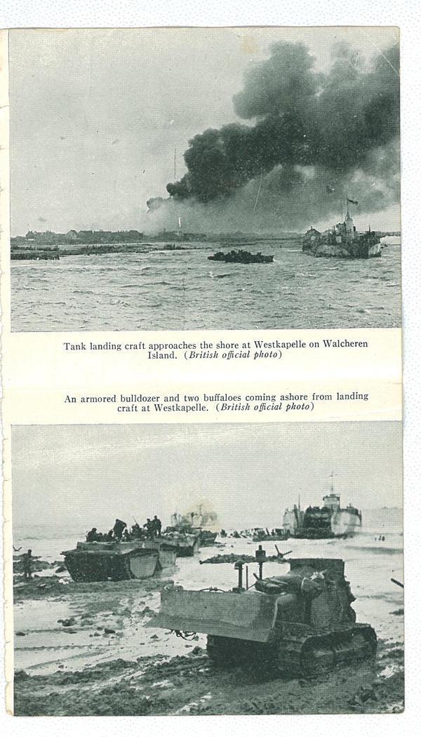 Tank landing craft