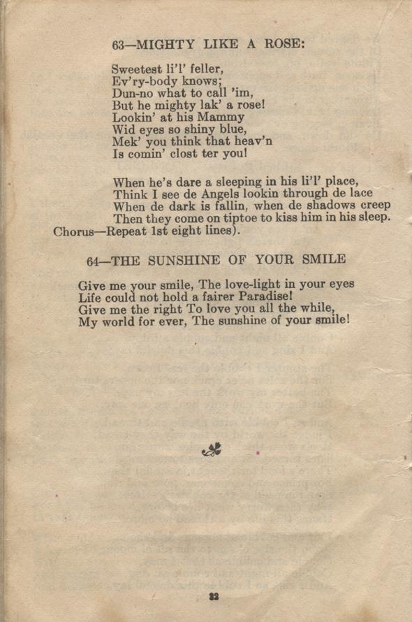 William Daniel Boon. Canadian Soldiers Songbook. Page 32.