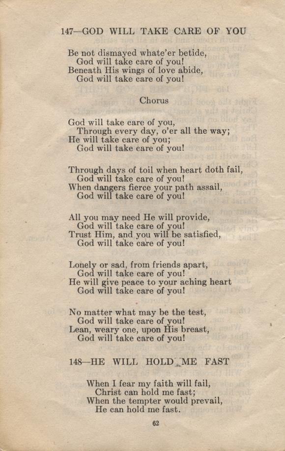 William Daniel Boon. Canadian Soldiers Songbook. Page 62.