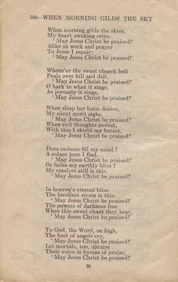 William Daniel Boon. Canadian Soldiers Songbook. Page 70.