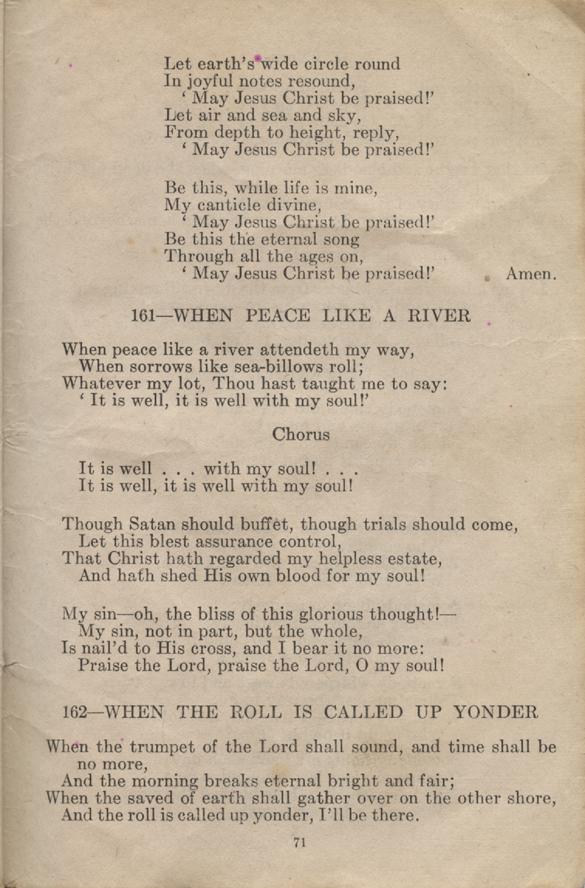 William Daniel Boon. Canadian Soldiers Songbook. Page 71.