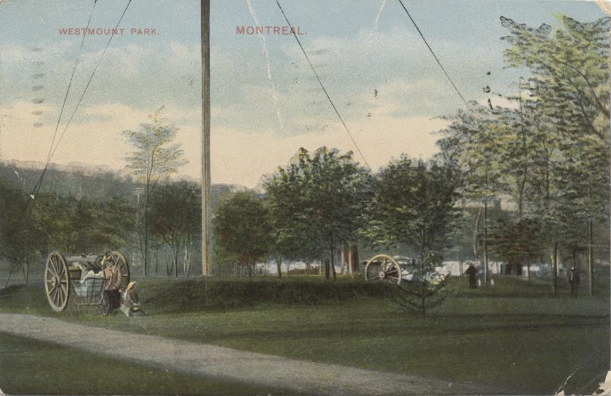 Scenic Postcard, front
