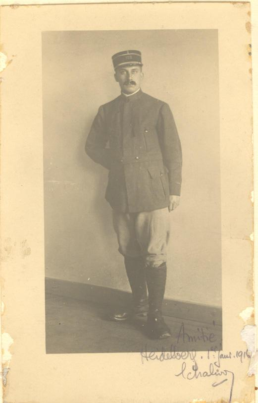 Memory book, photograph, page 2