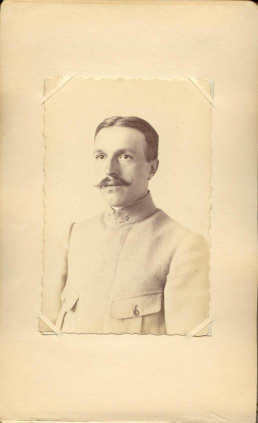 Memory book, photograph, page 26