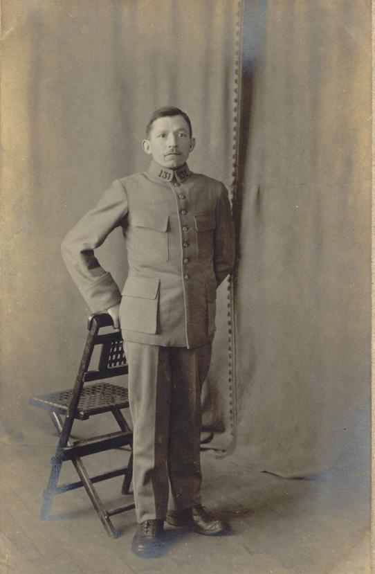 Memory book. photograph, page 32 (front, detail)