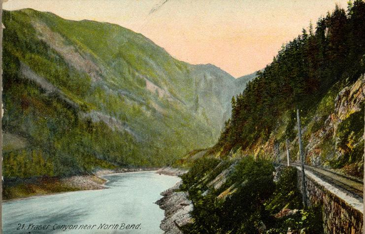 Fraser Canyon Front
