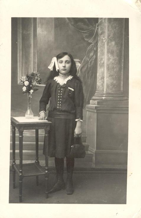 Photo of young girl