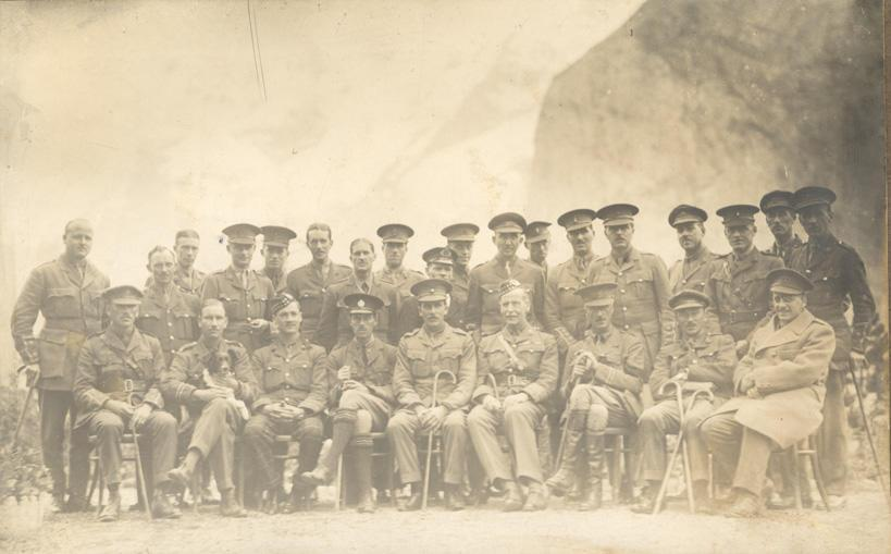 Unidentified group, likely Switzerland, no date