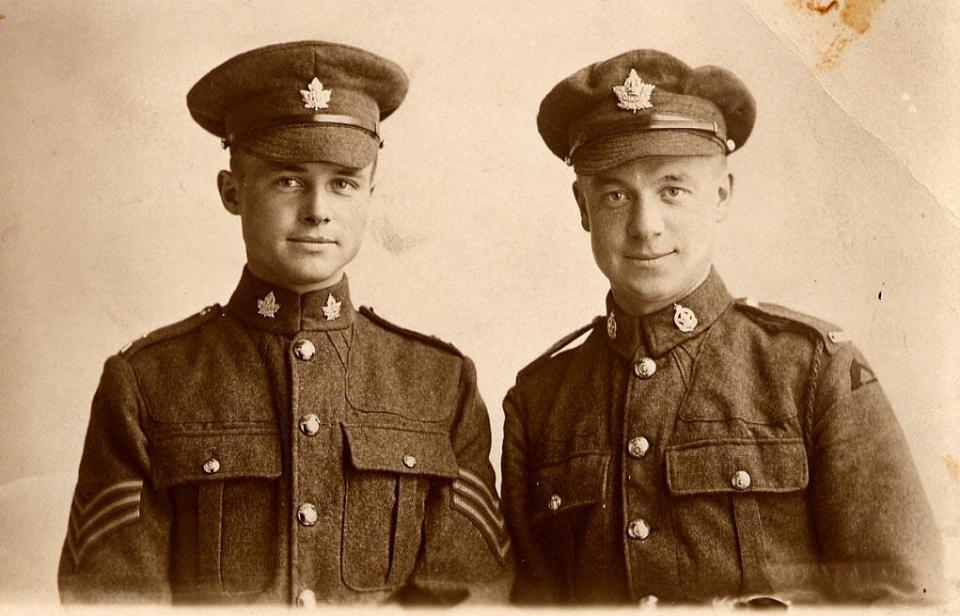 Robert and Kelvin