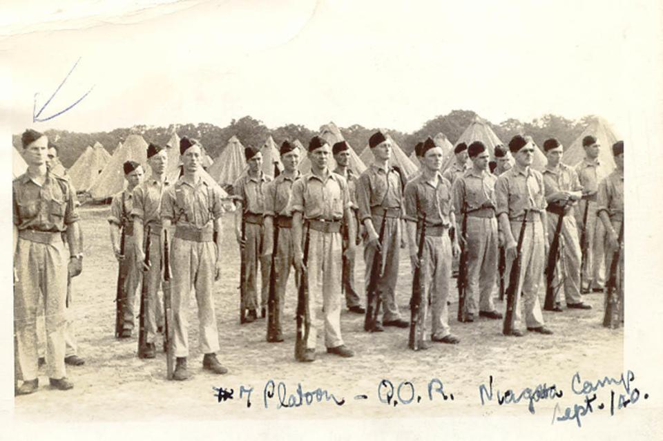 Camp Niagara, 1940