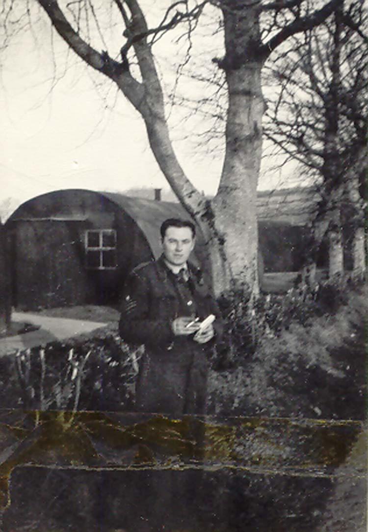 Claude Senton 1943 - front