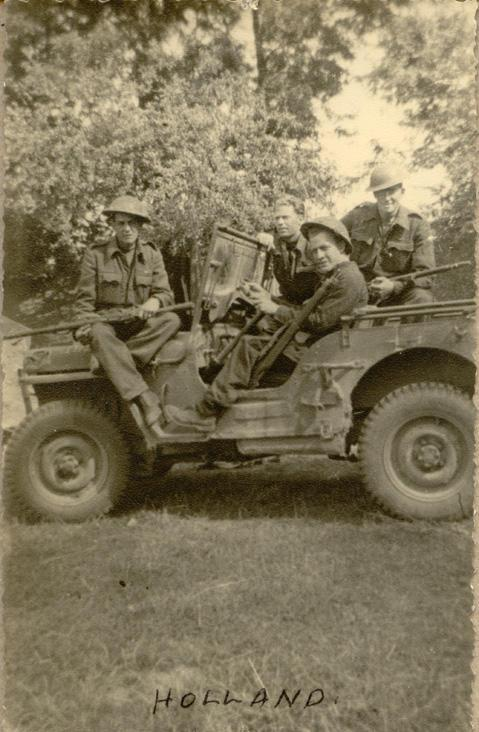 Holland 1944 - front 1