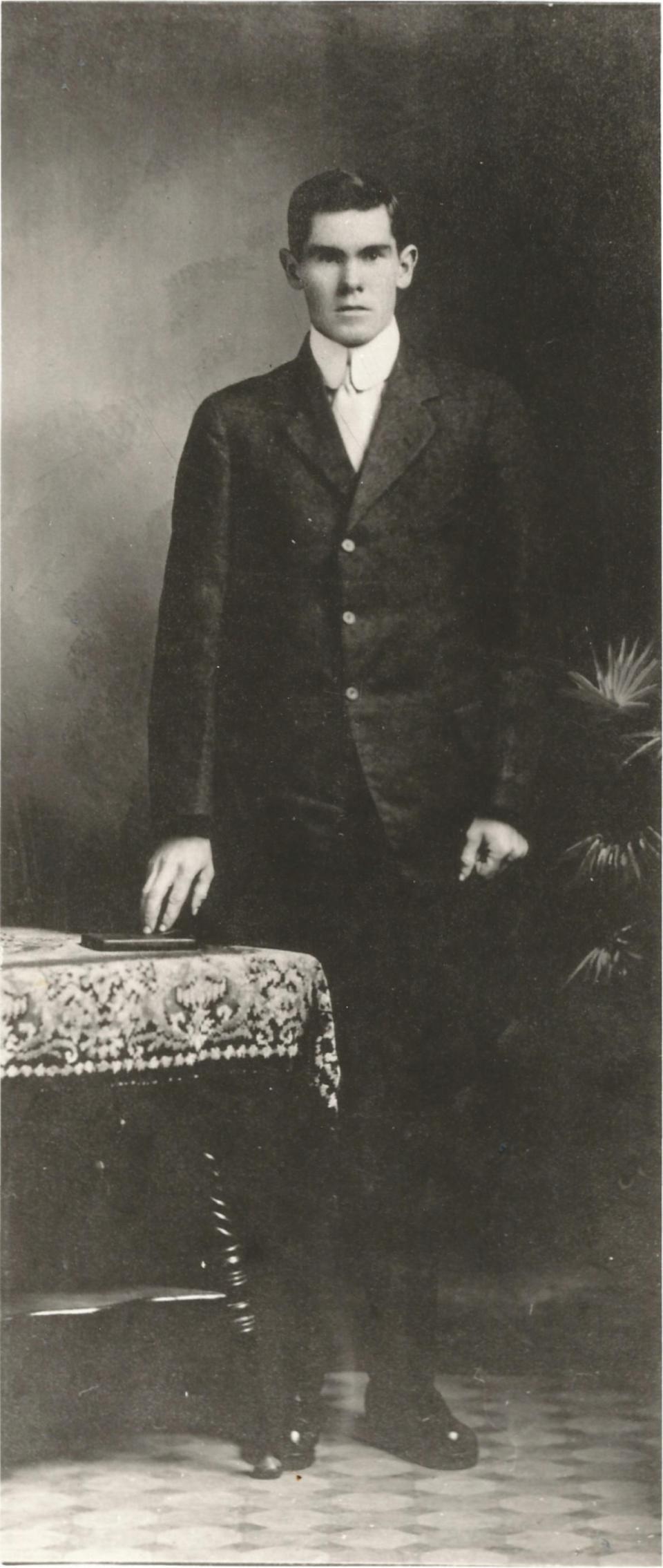 James Douglas McAdam, nd.