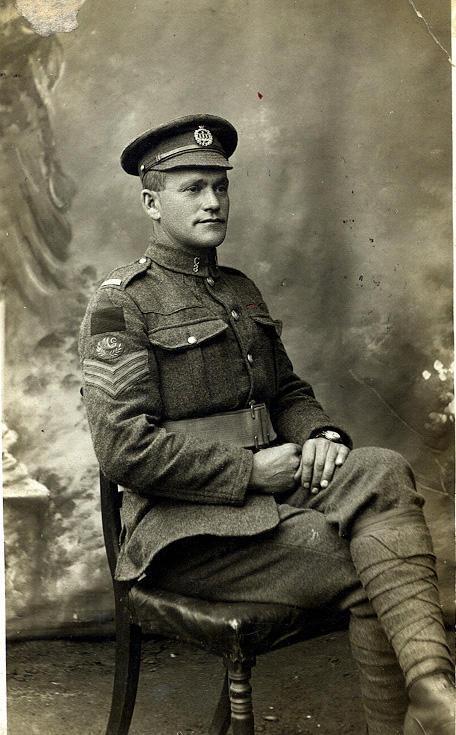 Portrait of Thomas Sharland