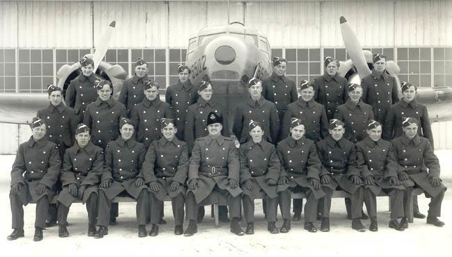 Portage - January 1942