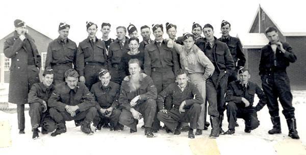 Mossbank - November 1942