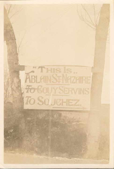 """""""This Is..."""" Ablain St. Nazaire Front only"""