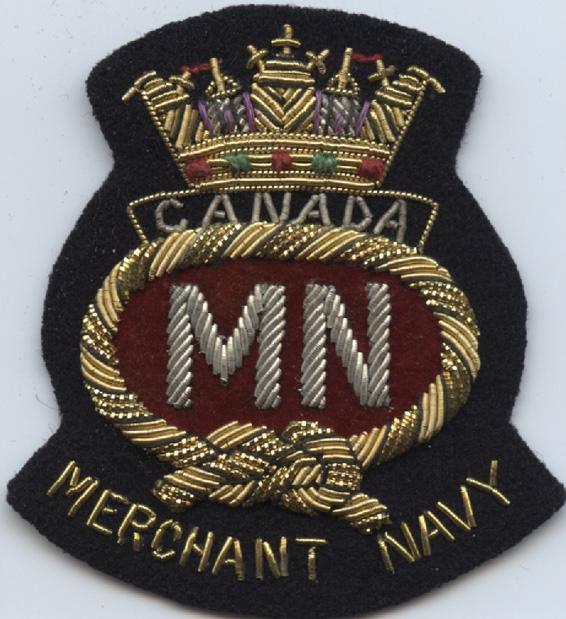 Pinder. Crest. Merchant Navy