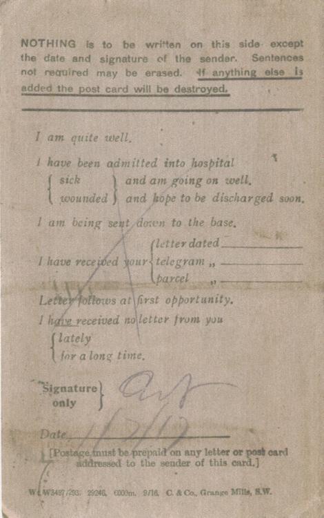 Searight.Arthur.Postcard.1917.07.01.back