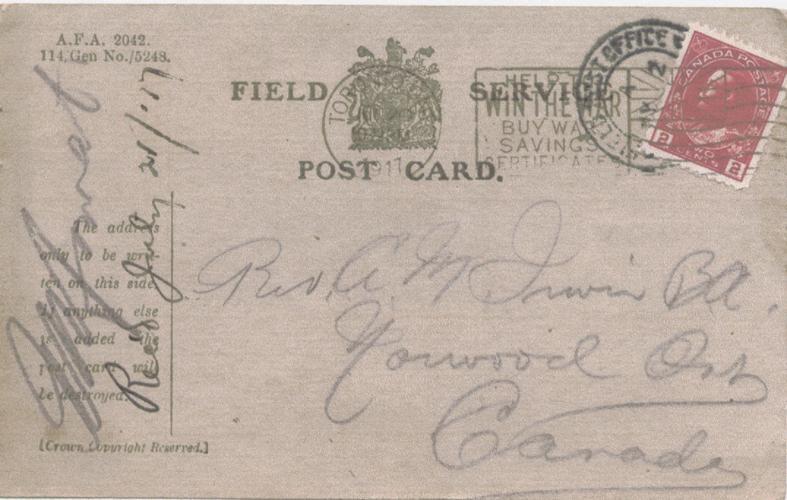 Searight.Arthur.Postcard.1917.07.01.front